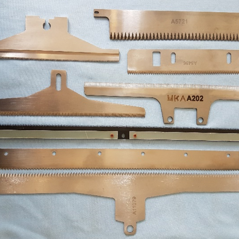 Packaging Machinery Blades